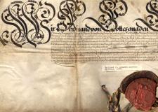 Listine iz Zbirke listin Škofja Loka, 1504–1842