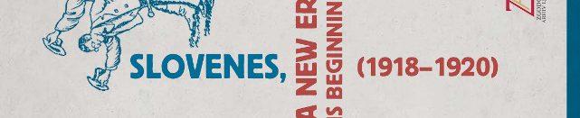 Brochure Slovenes, A New Era is Beginning