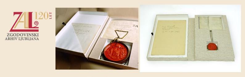 Mednarodni dan arhivov v ZAL