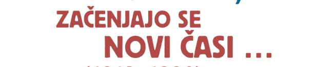 Katalog Slovenci zacenjajo se novi casi