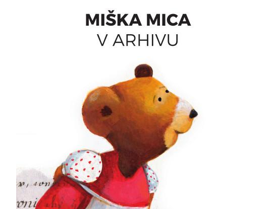 Delovni list MISKA MICA V ARHIVU