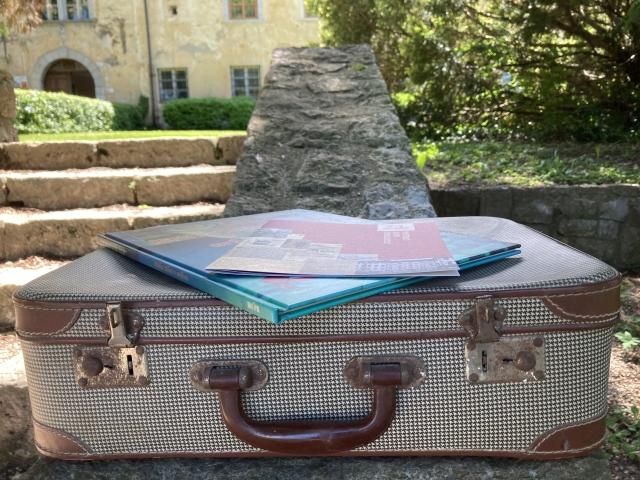 Arhiv v kovčku